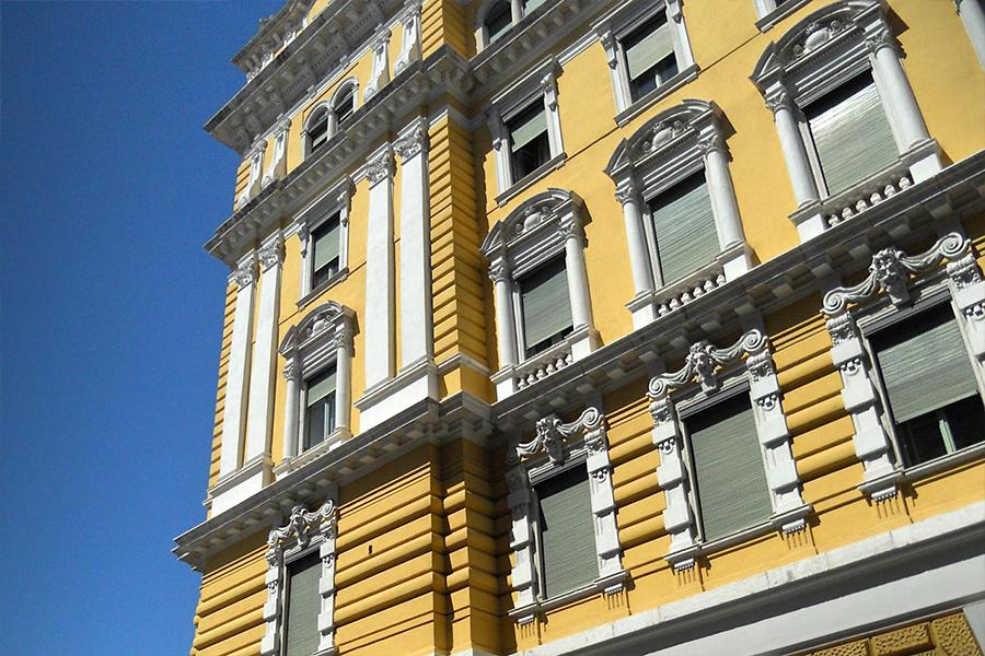 Jadrolinija, Rijeka