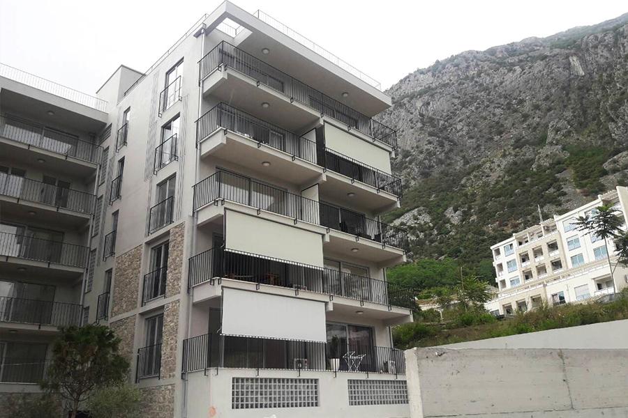 Dobrota, Kotor